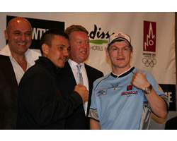 The sportsmanship between Tszyu and Hatton was an example