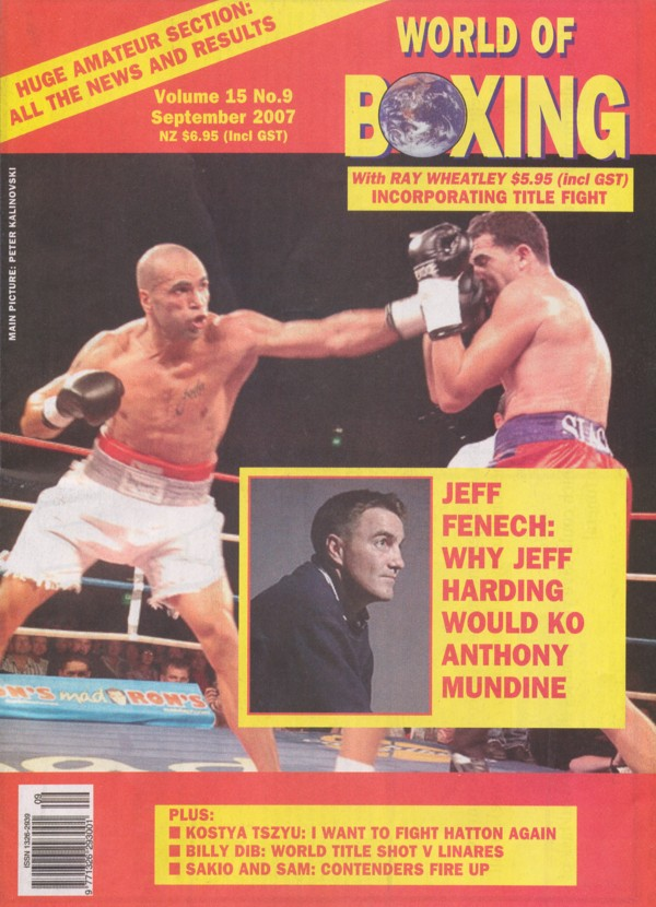 World of Boxing Journal